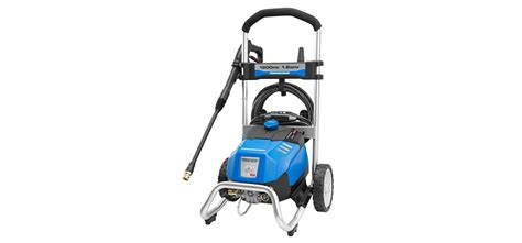 1900 PSI Electric Pressure Washer – Power Stroke