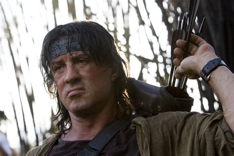 A Script Has Been Written For 'Rambo: Last Stand'; Marcus