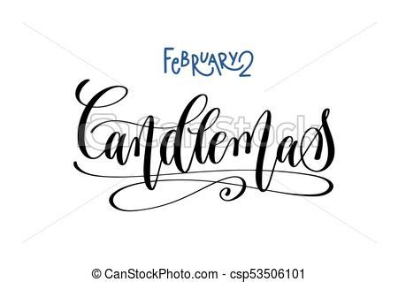 February 2 - candlemas - jewish holiday celebrated as a