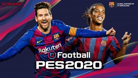 THE NEXT EVOLUTION OF PES IS HERE: eFootball PES 2020