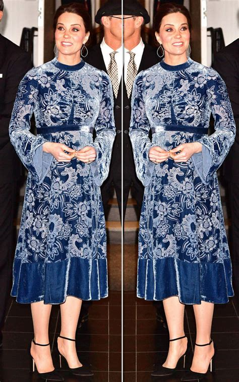 Kate Middleton stuns in an Erdem dress even more expensive
