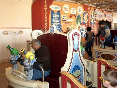 Cracking the Easter Eggs on Disney's Toy Story Midway Mania