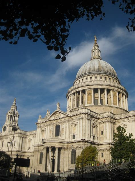 St Pauls Cathedral London - Architecture, Building - e