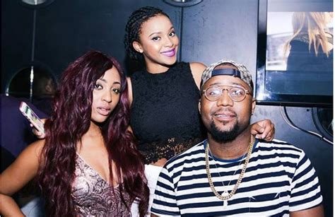Has Cassper Nyovest hooked up with Teko Modise's ex? - All