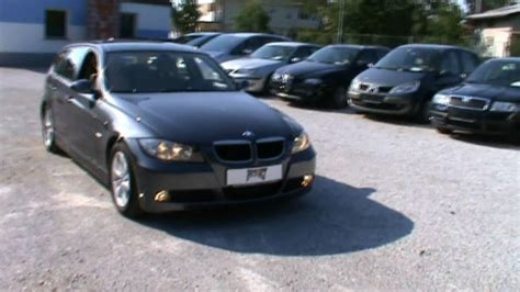 2007 BMW 320d Touring Full Review,Start Up, Engine, and In