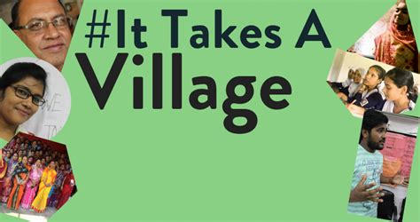 It takes a village Youtube Banner (2) - The Hunger Project
