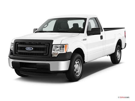 """2014 Ford F-150 2WD SuperCab 145"""" XL Specs and Features"""