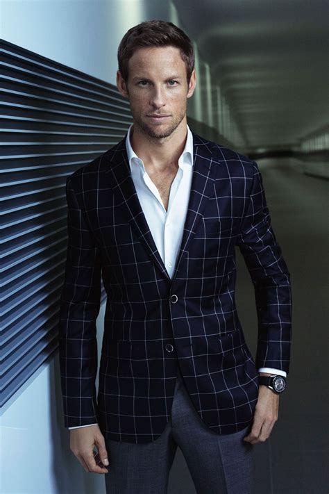 10 minutes with Jenson Button   London Evening Standard