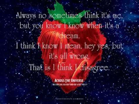 Strawberry Fields Forever - Jim Sturgess and Joe Anderson