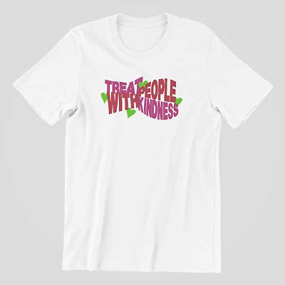 Harry Styles shirt Merch Fine Line Lights Out Treat people