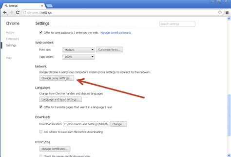 How to Use Your Proxy Service with Chrome and without the