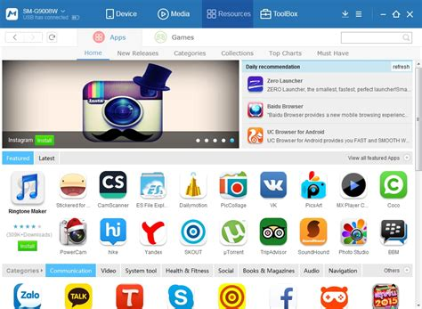 MoboMarket for PC: Download Free Android Apps,Games