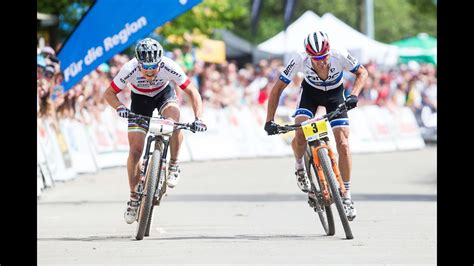 2016 UCI MTB World Cup presented by Shimano // XCO Men