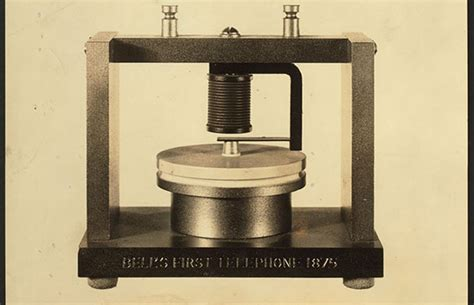 Who is credited with inventing the telephone? | Library of