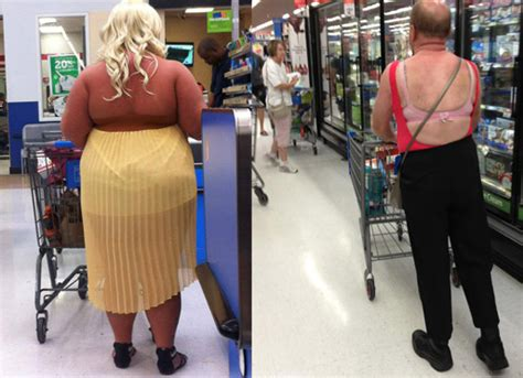 """Looking Good Dude """"Stay Classy People of Walmart!"""" - Funny"""