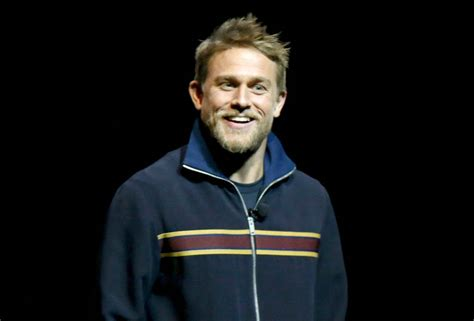 Jason Momoa and Charlie Hunnam at CinemaCon to f-ck up