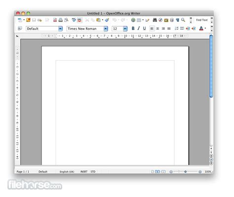 Apache OpenOffice for Mac - Download Free (2020 Latest