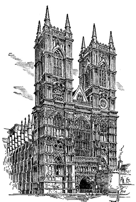 Westminster Abbey | ClipArt ETC