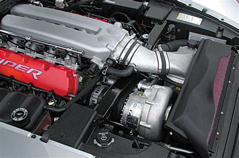 03-06 Dodge SRT-10 Viper Supercharger Systems | Paxton