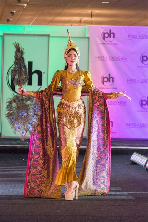 Miss Universe National Costumes 2017 Part Two: She Came