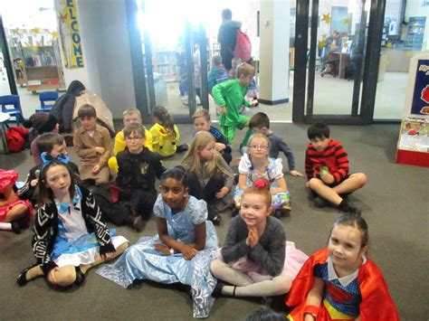 Year 3 Library Visit – St