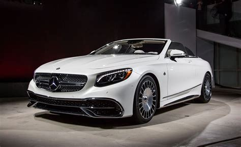 Mercedes-Maybach S650 Cabriolet Photos and Info – News