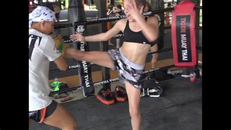 Jodie Mccarthy training for super fight against