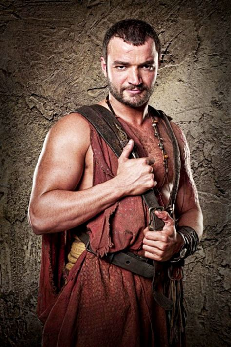 A Batch of Cast Photos From 'Spartacus: Blood and Sand' Shared