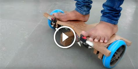 How To Make A Hoverboard - DIY Guide! Be The Master