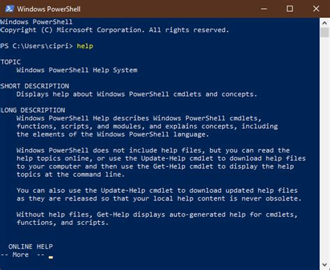 Simple questions: What is PowerShell in Windows, and what