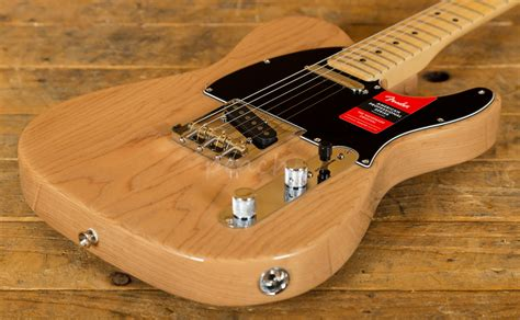 Fender American Pro Tele Natural Maple Neck Electric