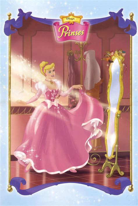 Princess Cinderella HD Background Image for iPhone