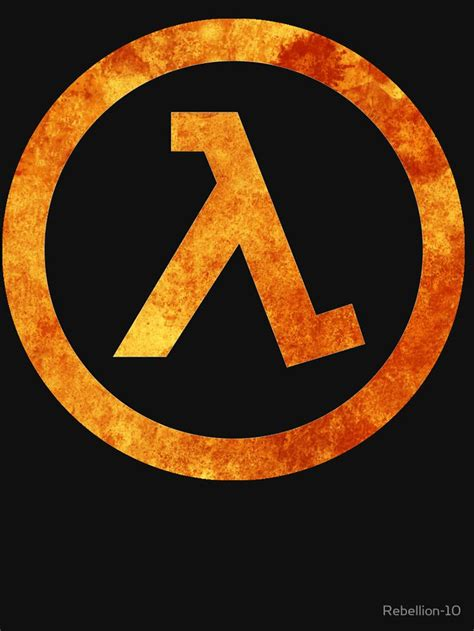 The symbol of the infamous lambda lab of the game series