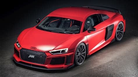 2017 ABT Audi R8 4K Wallpapers   HD Wallpapers   ID #19939