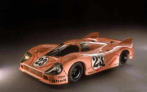 Porsche 917 Greatest Racing Car in History Wallpapers | HD