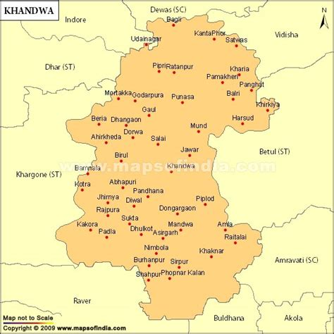 Khandwa Election Result 2019 - Parliamentary Constituency