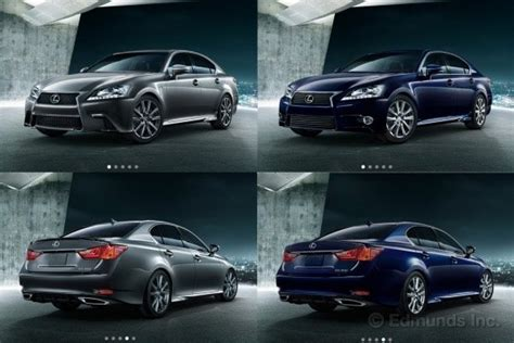 Five Reasons To Get the F Sport Package - 2013 Lexus GS