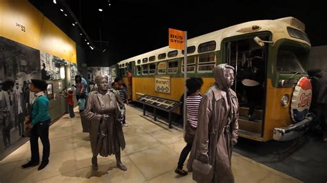 Civil Rights Museum Reopens - NBC News