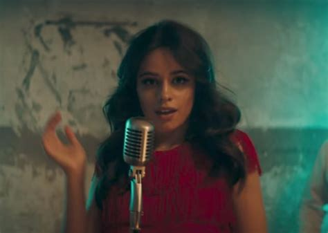 """Camila Cabello Does As Her Abuela Says In """"Havana"""" Music"""