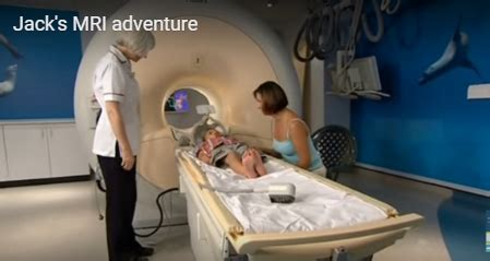 Jack's MRI Adventure – for Children 10 and Under – Me first
