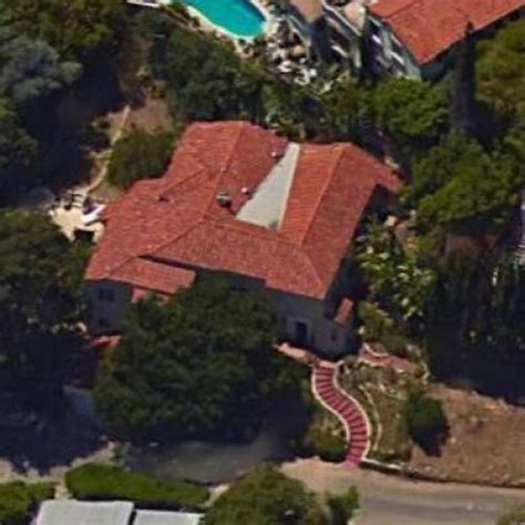 Marilyn Manson's House in Los Angeles, CA (Google Maps)