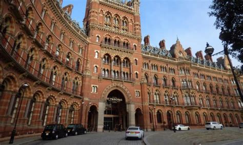 Security alert at London St Pancras station sparked by
