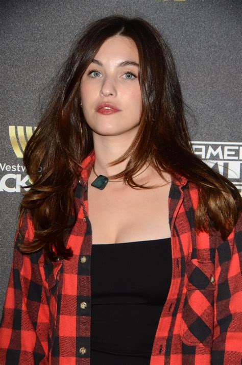 NOT JARED: Rainey Qualley