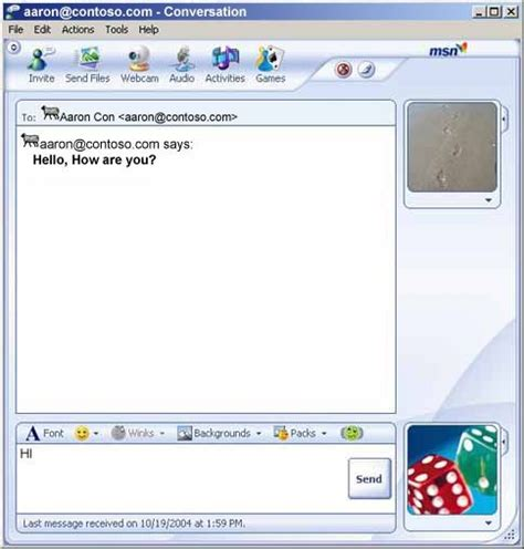 Former Microsoft programmer looks back at AOL-MSN chat