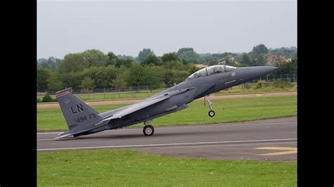 McDonnell Douglas F-15 Eagle Airshow World - YouTube