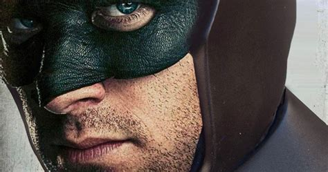 Armie Hammer's Batman Cowl Revealed from George Miller's