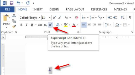 How to Insert Degree Symbol in Microsoft Word - DummyTech