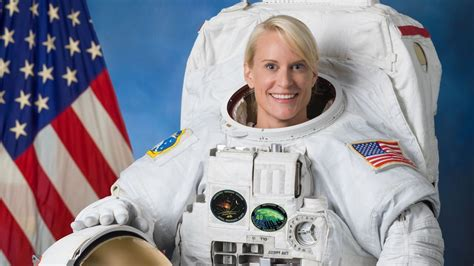 NASA astronaut will vote from International Space Station