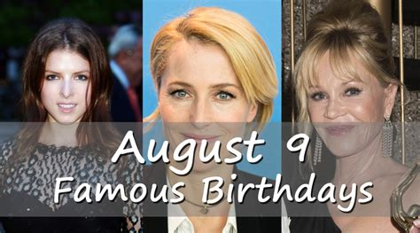 August 9 Birthday horoscope - zodiac sign for August 9th
