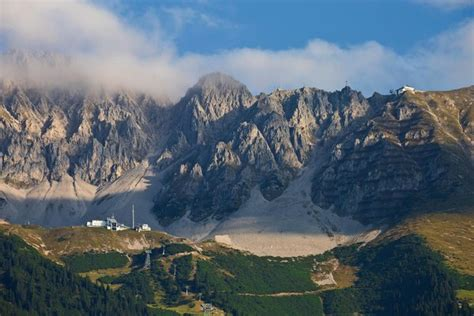 Nordkette mountain - Innsbruck and its Holiday Villages